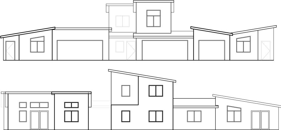 Trilogy Homes Exterior